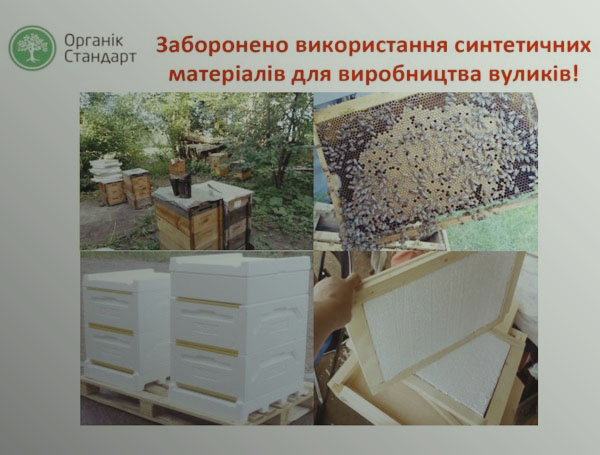 80 пасік в Україні зараз проходить процес органічної сертифікації