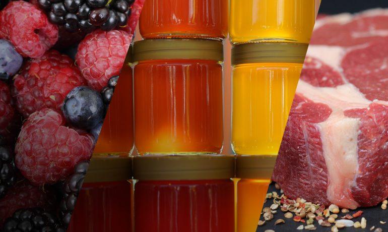 Экспорт меда мяса меда ягод