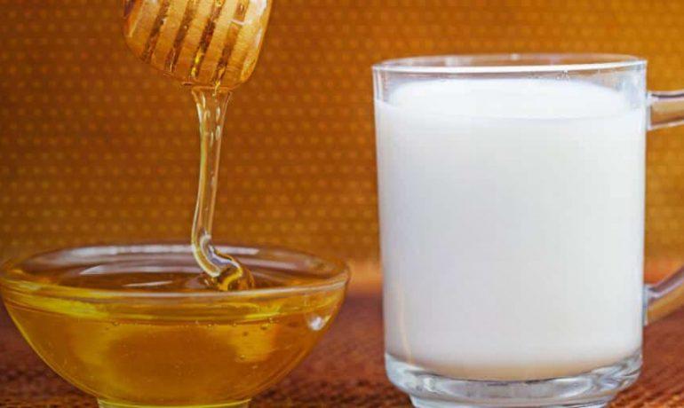молоко і мед