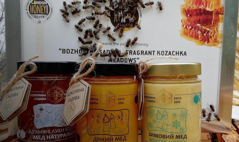 український мед Лондон